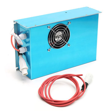 AC 220V 100W Laser Power Supply For CO2 Laser Engraver Cutter Machine MYJG-100W