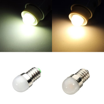 E14 LED Bulb 1.5W White/Warm White Mini Refrigerator Lamp AC 220-240V