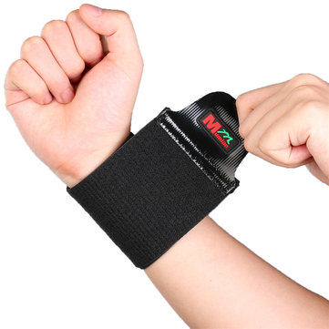 Adjustable Sports Wrist Support Elastic Strap Brace