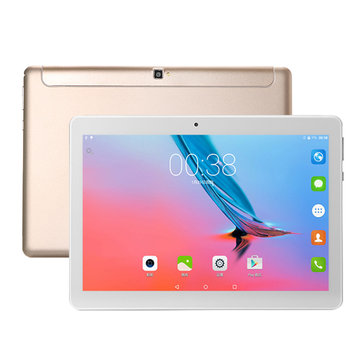 Original Box VOYO Q101 MT6753 Octa Core 2G RAM 32G ROM 10.1 Inch Android 7.0 Dual 4G Tablet PC Gold