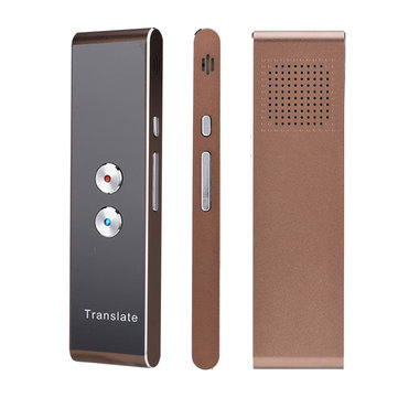 DC 5V Easy Trans Smart Language Translator Instant Voice Speech Bluetooth 35 Languages