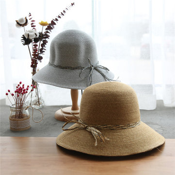Breathable Bucket Hat Sun Sunscreen Outdoor Hats Beach Cap
