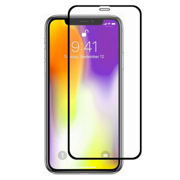 Enkay Full Glue 2.5D Arc Edge Tempered Glass Screen Protector For iPhone XS Max