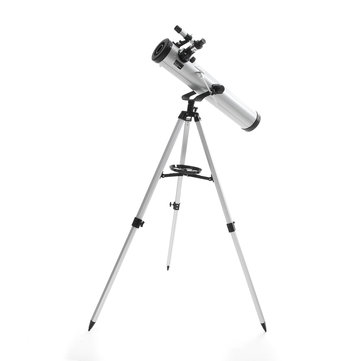 700/76mm 525X Zoom Professional Reflective Astronomical Telescope Tripod Eyepiece