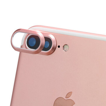 Rear Camera Lens Protector Anti-scratch Metal Ring Circle for iPhone 7 Plus 5.5 Inch