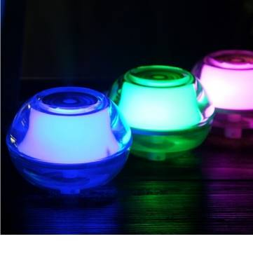 USB Deaktop Air Humidifier Essential LED Nightlight Ultrasonic Aromatherapy Room Office Diffuser