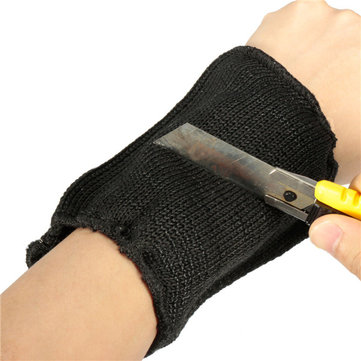 Safety Wrist Support Arm Guard Bracers Resistance Cut Proof Armband Sleeve Protection