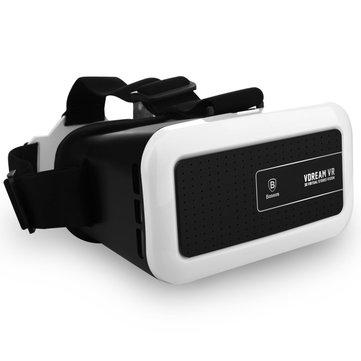 Baseus Dreamland Headbrand VR Virtual Reality Box 3D Glasses 4-6 Inch