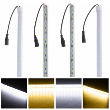 4.2W 30CM DC12V 5630 21SMD LED Aluminum Alloy Shell Under Cabinet Strip Light