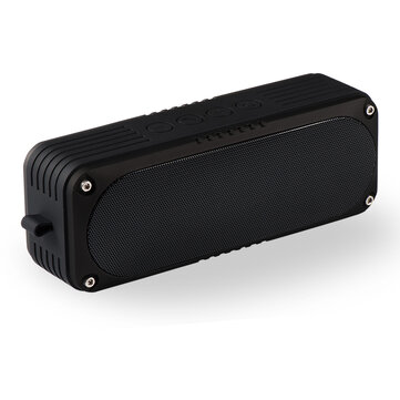 20W Wireless Bluetooth Speaker 4400mAh Portable Waterproof Dustproof Heavy Bass Speaker with Mic
