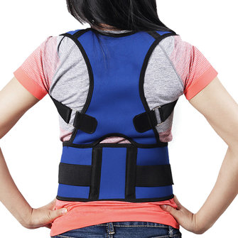 Posture Corrector Back Brace Support Belt