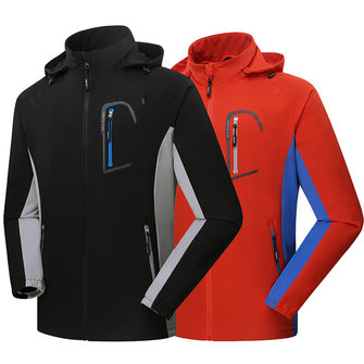 Windproof Waterproof Breathable Spring Sport Outdoor Jacket