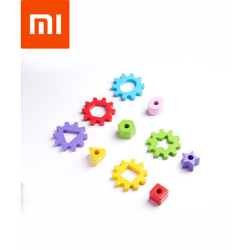 Xiaomi Children's Environmental protection Building Blocks Toys Kids DIY Creative Educational Toy Gear Blocks Toys Model