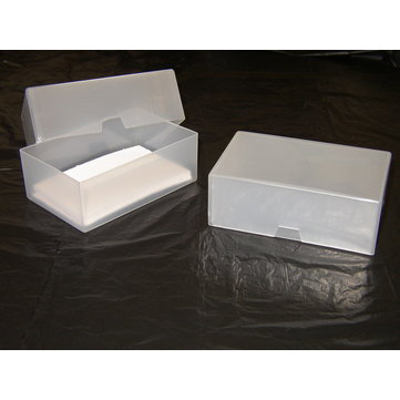 1pcs business card boxes clear plastic craft parts beads box holder 1pcs business card boxes clear plastic craft parts beads box holder container colourmoves
