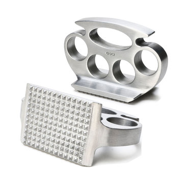 KCASA KC-MH46 Zinc Alloy Meat Tenderizer Chicken Steak Pork Beef Hammer Mallet Pounder Kitchen Tools