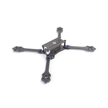 Diatone 2018 GT-R6 260mm Stretch X FPV Racing Frame Kit RC Drone 4mm Arm Carbon Fiber
