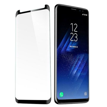 Bakeey Glue 3D Full Adhesive Case Friendly Tempered Glass Screen Protector For Samsung Galaxy S9/S9 Plus