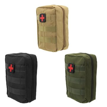 Outdoor First Aid Pouches Emergency Tactical Military Medical Pouch Utility Bag