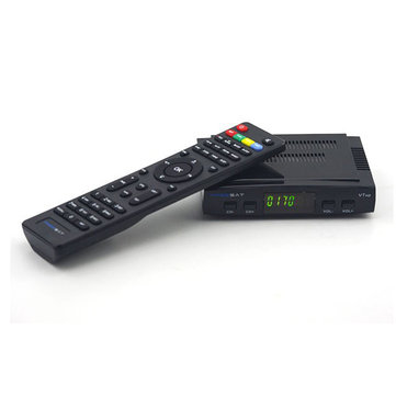 Freesat V7 HD DVB-S2 Satellite TV Receiver Support Powervu Cccam USB WIFI