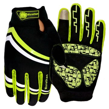 Universal Tough Screenn Skid-proof Anti Shock Gloves For Cycling Skiing Climbing