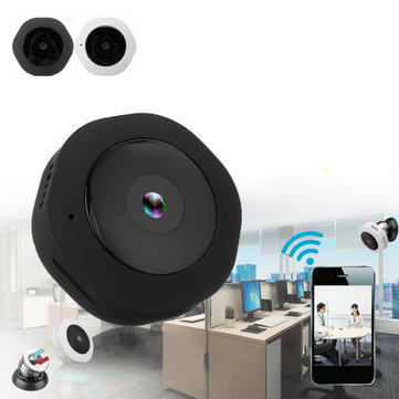H6 Mini IP Camera Wireless WiFi HD 1080P 120° Night Vision Home Security Camera