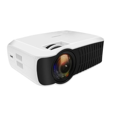 T22 Android 4.4 Portable Intelligent LED Projector 1G/8G 3000 Lumens WiFi/Bluetooth Support 1080P