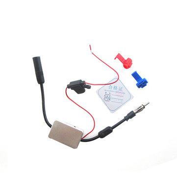 Car Navigation GPS Modification Radio FM AM Signal Enhancer Signal Antenna Amplifier New Model