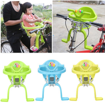 BIKIGHT PP Bike Kids Rack Mount Seat Saddle Protection Protection Environmental Friendly Cycling Children Front Chair