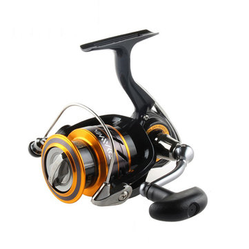 DAIWA MISSION CS S 2000-4000S 3+1BB Saltwater Carp Feeder Pesca Spinning Fishing Reel