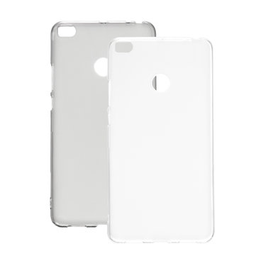 Translucent Ultra Thin Soft Silicone Protective Back Case For Xiaomi Mi MAX 2