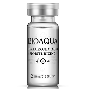 BIOAQUA Hyaluronic Acid Moisturizing Face Skin Fluid Whitening Anti Wrinkle 10ml