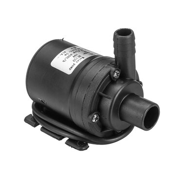 ZYW680 DC 12V Water Pump Ultra Quiet Mini 5.5m Lift Brushless Motor Submersible Water Pump