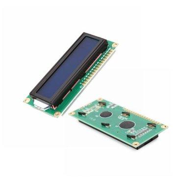 2Pcs 1602 Character LCD Display Module Blue Backlight