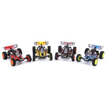 4шт Velocis 1/32 2.4G RC гоночный автомобиль многопользовательской параллельно работают USB зарядка издание крытый игрушки