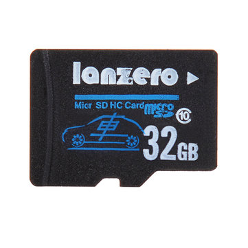 Lanzero 32GB Micro Sd Class10 TF Tachograph Memory Card for Xiaomi Yi EKEN H9 EKEN H8 sj5000x sj5000 plus K6000 sj4000 M20 Gitup 2 H8R H8 Pro Car DVR Action Camera