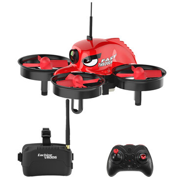 27,91€ 21% Eachine E013 Micro FPV RC Drone Quadcopter With 5.8G 1000TVL 40CH Camera VR006 VR-006 3 Inch Goggles RC Drones from Toys Hobbies and Robot on banggood.com