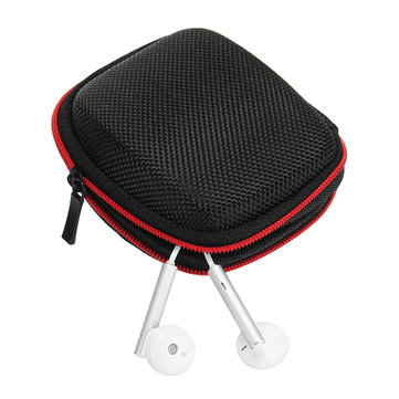 Universal Outdoor Mini Portable Accessory USB Cable U Flash Disk Earphone Storage Bag Protective Box