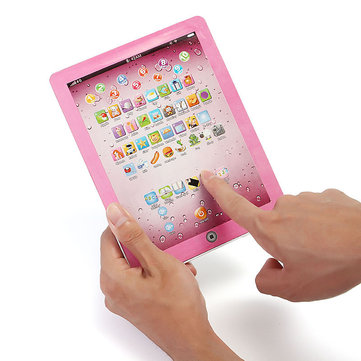 English Language Ipad Learning Machine Early Children 's Educational Toys Teaching Aids