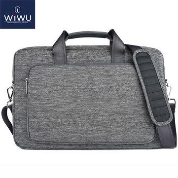 WIWU 17 inch Snowflake Laptop Bag