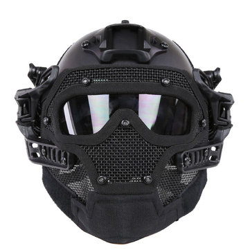Мотошлем WoSporT Full Face Helmet Protective