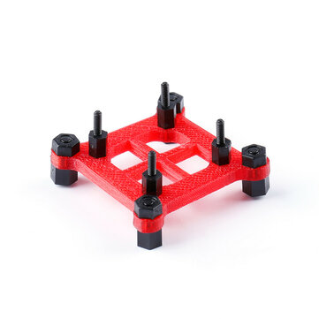 Original iFlight 3D Printed TPU 20x20mm M3 to 30.5×30.5mm M2 Flight Controller Fixing Mount for RC Drone