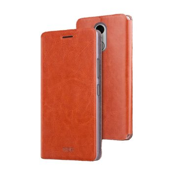 MOFI PU Leather Flip With Stand Card Holder Protective Case For Xiaomi Redmi Note 4X