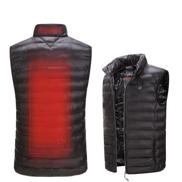 Heating Warm Vest USB Safety Intelligent Winter Thermal Vest