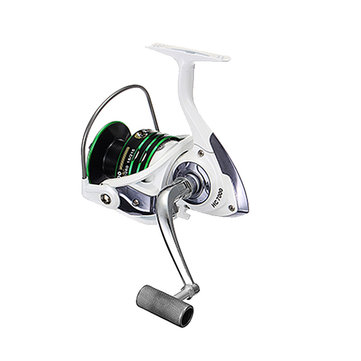 ZANLURE HC1000-7000 12+1BB 5.1:1/5.2:1 Spinning Fishing Reel Saltwater Freshwater Fishing Wheel