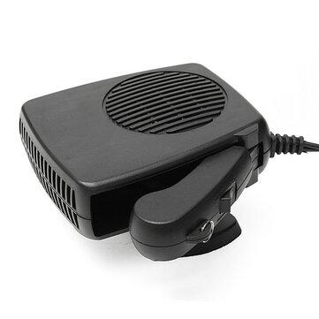 200W 12V/24V Car Heater Fan Cooler Dryer Defroster Demister with Handle