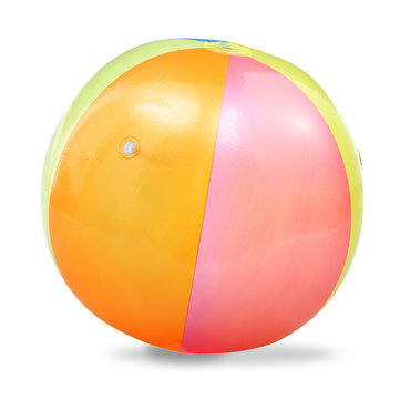 Inflatable Water Spray Toy Summer Outdoor Beach Ball Toys For Children Gifts