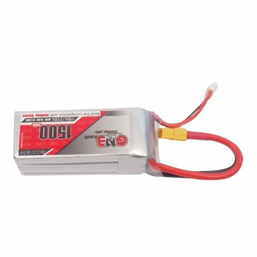 GAONENG GNB 14.8V 1500mAh 4S 110/220C Lipo Battery for FPV Racing