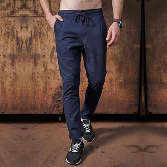 Men's Casual Slim Fit Straight Pants