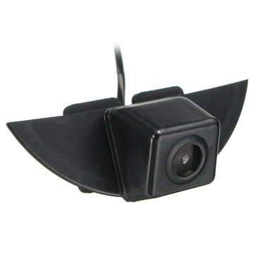 170° Wide Degree Waterproof Front View Car Camera Lens For Nissan