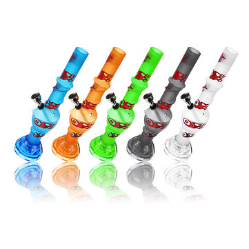 Acrylic Bottle Water Hookah Water Pipe Hookahs Shisha Acrylic Bong Pipe